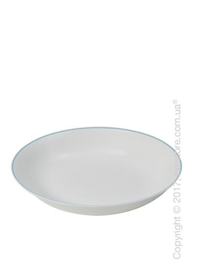 Тарелка столовая глубокая Dibbern коллекция Simplicity, Mint