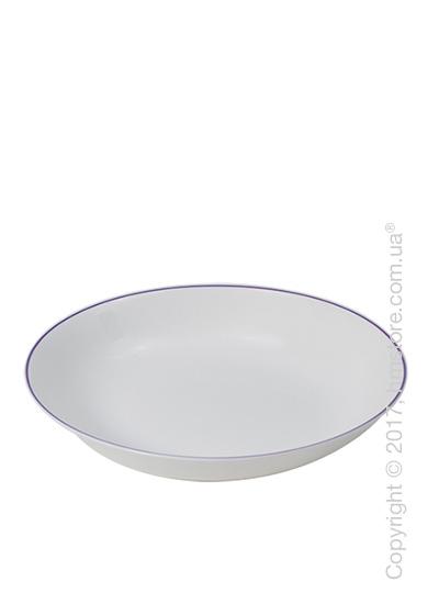 Тарелка столовая глубокая Dibbern коллекция Simplicity, Lilac