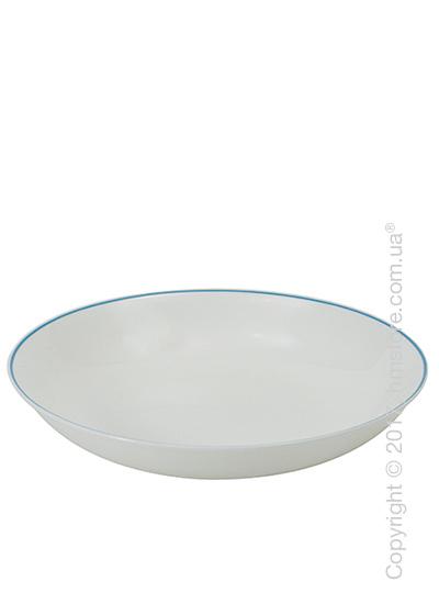Тарелка столовая глубокая Dibbern коллекция Simplicity, Blue