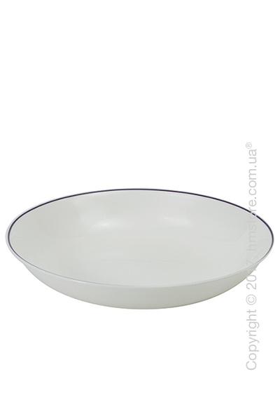Тарелка столовая глубокая Dibbern коллекция Simplicity, Violet