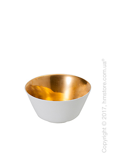 Пиала Dibbern коллекция Goldrausch, 10 см