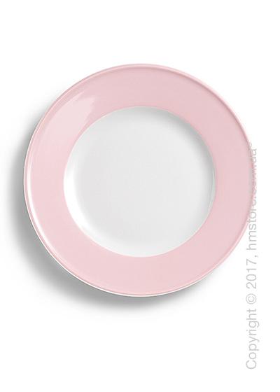 Тарелка столовая мелкая Dibbern коллекция Solid Color, 26 см, Powder pink