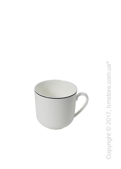 Чашка Dibbern коллекция Simplicity, 320 мл, Black