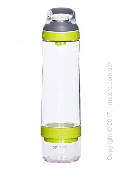 Бутылка спортивная Contigo Cortland Infuser, Lime 770 мл