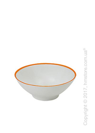 Пиала Dibbern коллекция Simplicity, 8 см, Orange