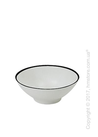 Пиала Dibbern коллекция Simplicity, 8 см, Black