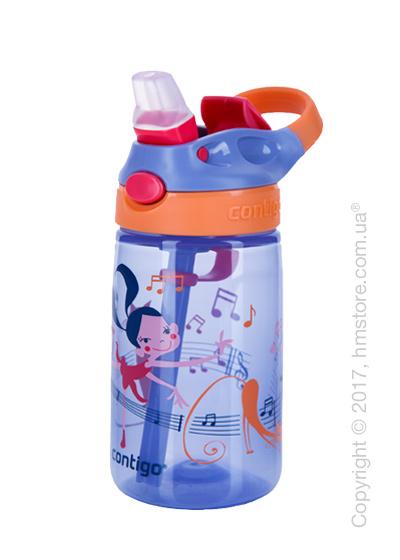 Детская фляга Contigo Gizmo Flip, Wink Dancer 420 мл