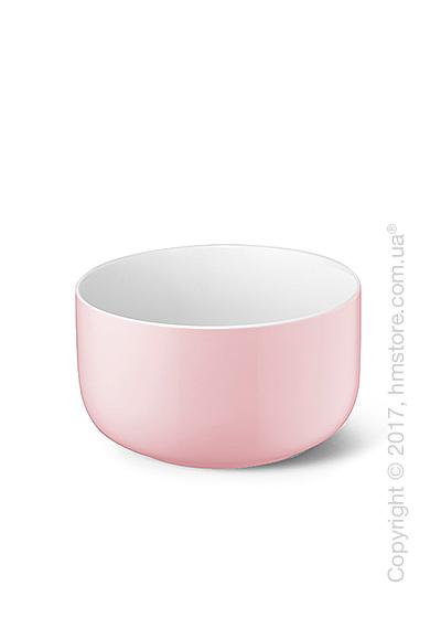 Салатница Dibbern коллекция Solid Color, 2,5 л, Powder pink