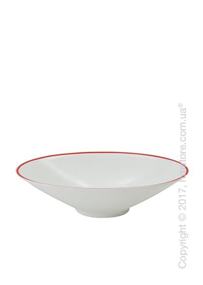 Пиала Dibbern коллекция Simplicity, 13,5x7,5 см, Red
