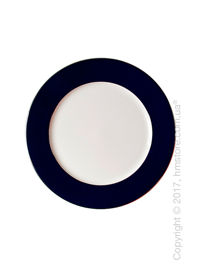 Тарелка столовая мелкая Dibbern коллекция Royal Blue, 26,5 см