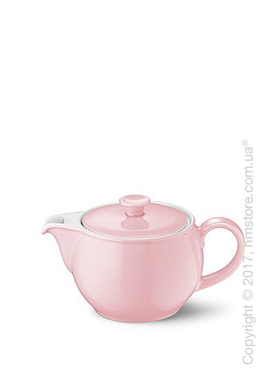 Чайник заварочный Dibbern коллекция Solid Color, Powder pink