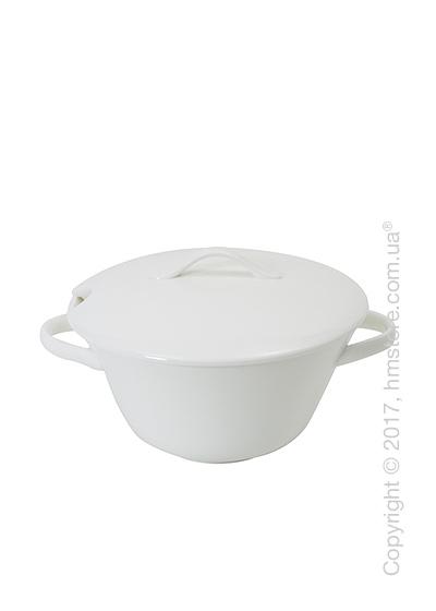 Супница с крышкой Dibbern коллекция Pure, 1,4 л