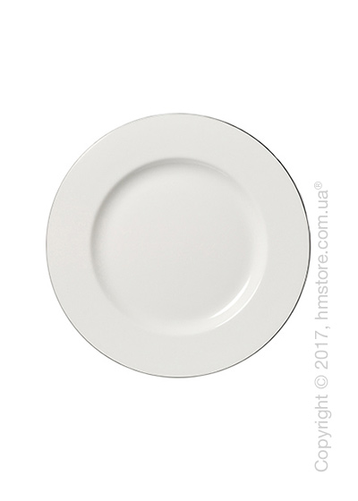 Тарелка десертная мелкая Dibbern коллекция Platin Line, 21 см
