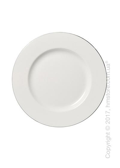 Тарелка столовая мелкая Dibbern коллекция Platin Line, 28 см