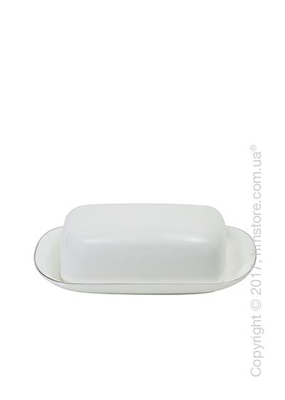 Емкость с крышкой для сливочного масла Dibbern коллекция Platin Line