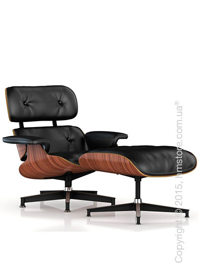Кресло Herman Miller Eames Lounge and Ottoman