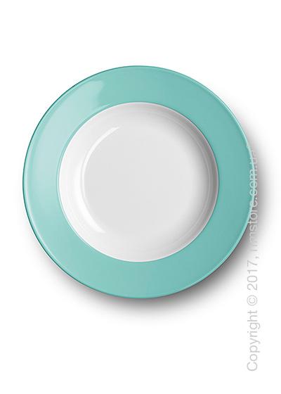Блюдо для подачи Dibbern коллекция Solid Color, 31 см, Seawater Green