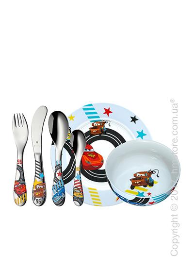 Набор детской посуды WMF коллекция Disney Cars 2, 6 предметов