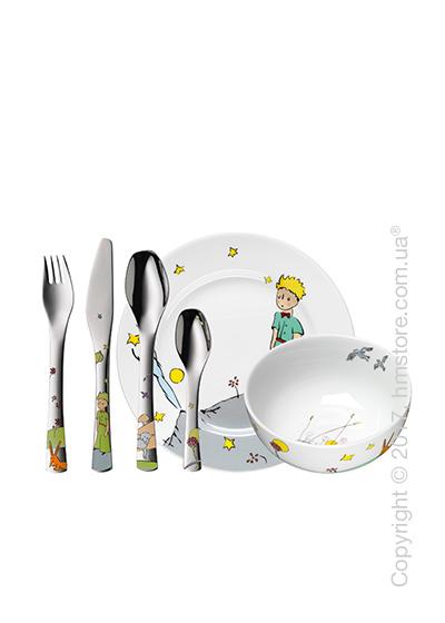 Набор детской посуды WMF коллекция The Little Prince, 6 предметов