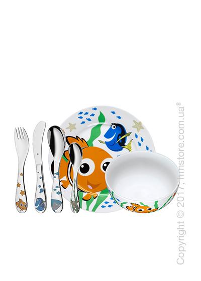 Набор детской посуды WMF коллекция Nemo, 6 предметов