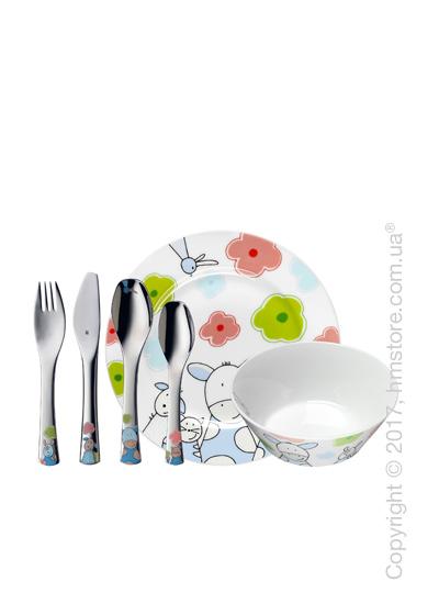 Набор детской посуды WMF коллекция Farmily, 6 предметов