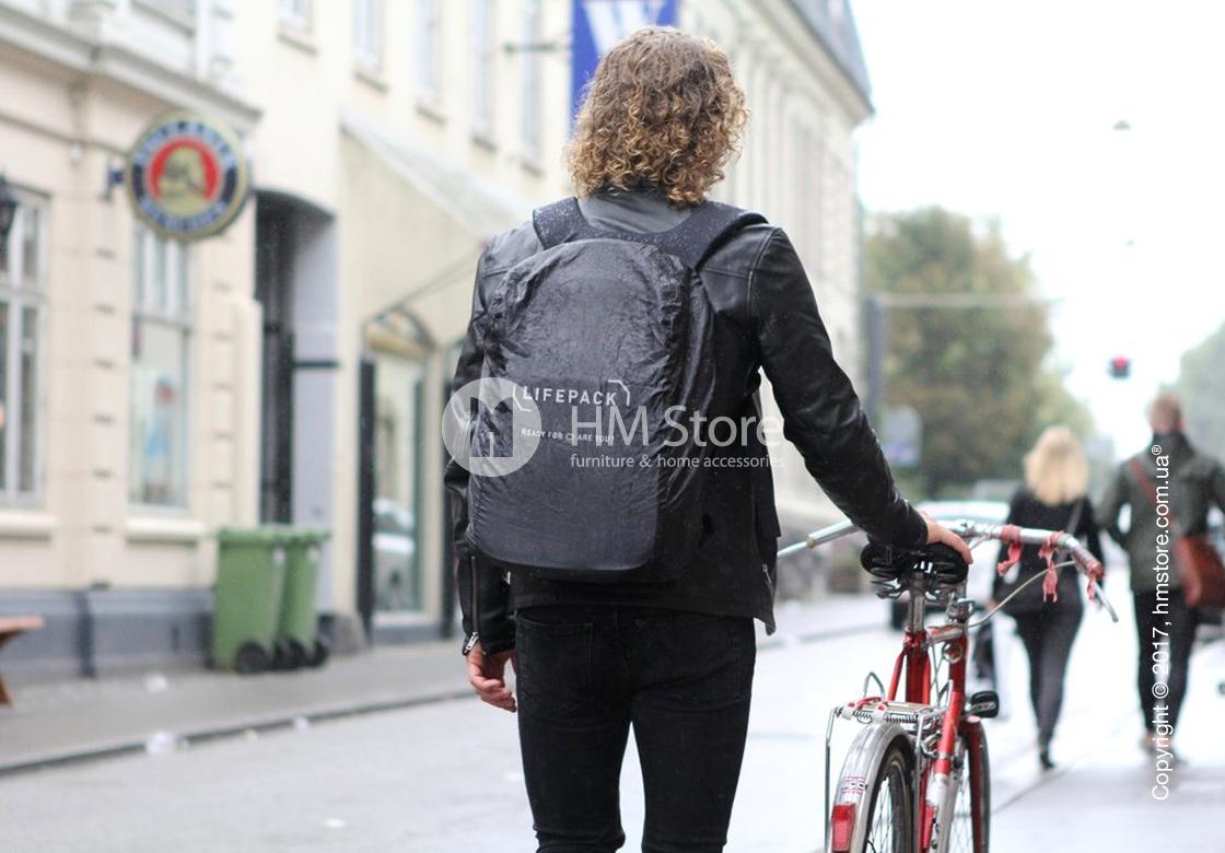 Рюкзак Solgaard Lifepack, Stealth Black