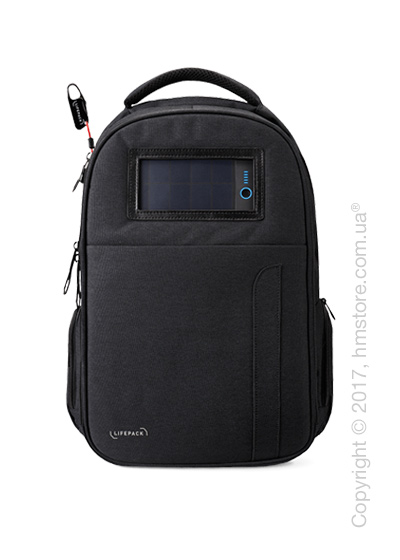 Рюкзак Solgaard Lifepack, Stealth Black
