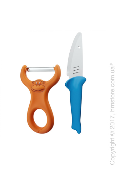 Набор детских приборов для приготовления WMF коллекция Willy Mia Fred, 2 предмета
