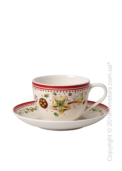 Чашка Villeroy & Boch коллекция Winter Bakery Delight, 230 мл, Star