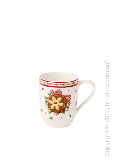 Чашка Villeroy & Boch коллекция Winter Bakery Delight, 370 мл