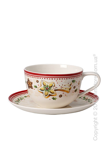 Чашка Villeroy & Boch коллекция Winter Bakery Delight, 450 мл