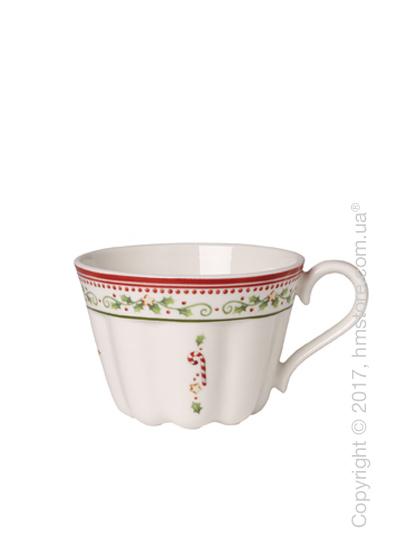 Чашка Villeroy & Boch коллекция Winter Bakery Delight, 250 мл, Falling Star