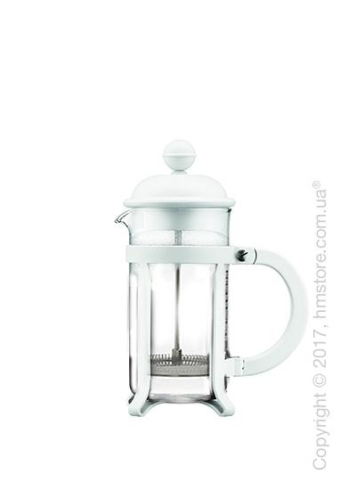 Кофейник френч-пресс Bodum Java 350 мл, White