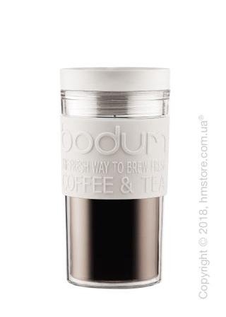 Термостакан Bodum Travel Mug 350 мл, White