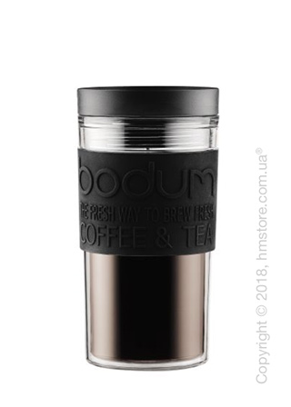 Термостакан Bodum Travel Mug 350 мл, Black