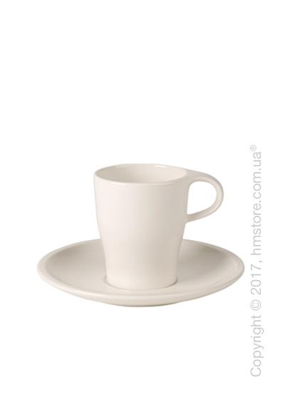 Чашка с блюдцем Villeroy & Boch коллекция Coffee Passion, 180 мл