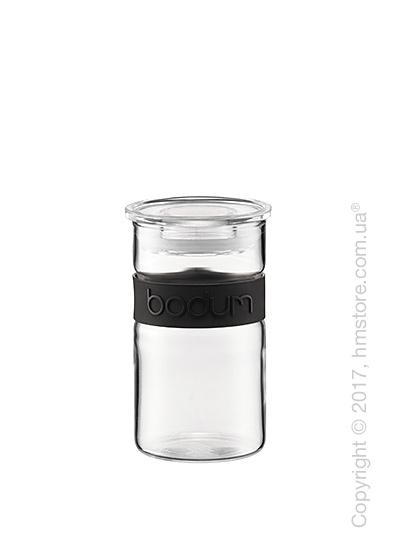 Емкость для сыпучих продуктов Bodum Presso 250 мл, Black