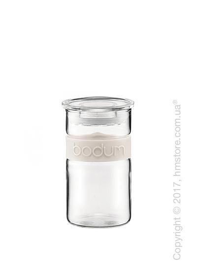 Емкость для сыпучих продуктов Bodum Presso 250 мл, White