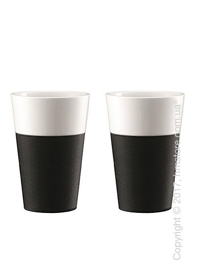 Набор стаканов Bodum Bistro 600 мл на 2 персоны, Black
