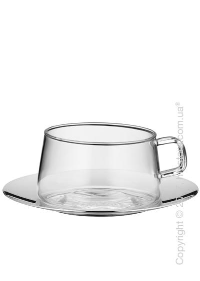 Чашка с блюдцем WMF коллекция TeaTime, 200 мл