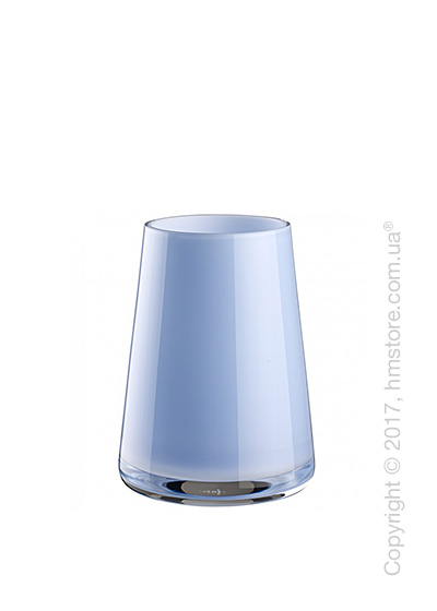 Ваза Villeroy & Boch коллекция Numa, 12 см, Mellow Blue