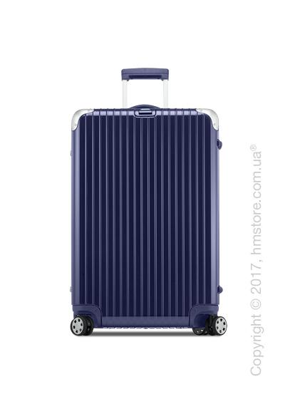 Чемодан дорожный на колесах Rimowa серия Limbo 87 Cabin Multiwheel, Night Blue