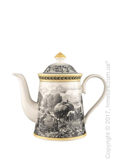 Чайник для подачи кофе Villeroy & Boch коллекция Audun Ferme, 1,3 л