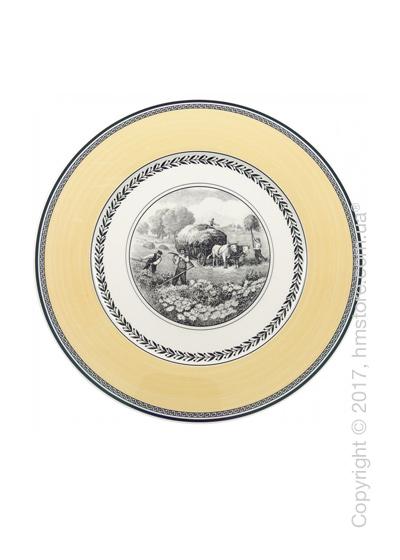 Тарелка столовая мелкая Villeroy & Boch коллекция Audun Ferme, 30 см