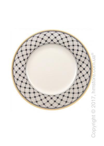 Тарелка столовая мелкая Villeroy & Boch коллекция Audun Promenade, 27 см