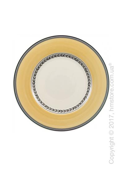 Тарелка столовая мелкая Villeroy & Boch коллекция Audun Fleur, 27 см