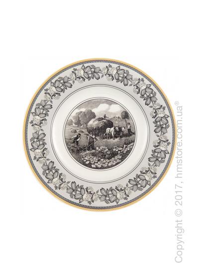 Тарелка столовая мелкая Villeroy & Boch коллекция Audun Ferme, 27 см