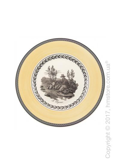 Тарелка десертная мелкая Villeroy & Boch коллекция Audun Chasse, 22 см