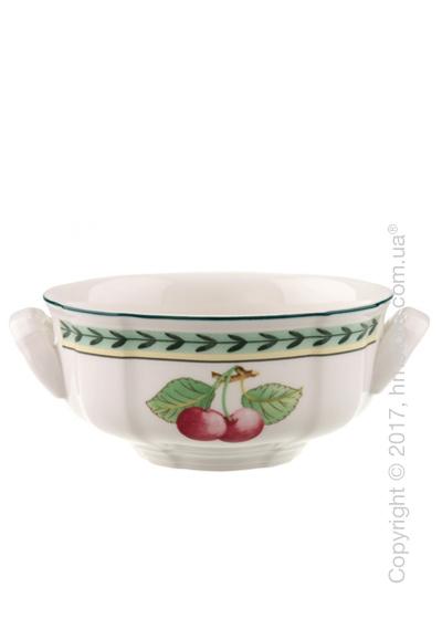 Тарелка столовая глубокая Villeroy & Boch коллекция French Garden Fleurence, 350 мл