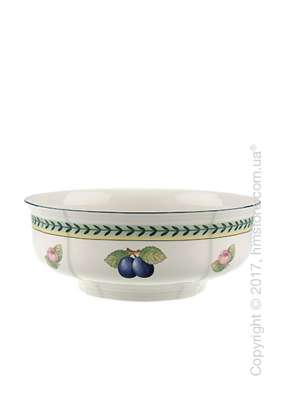 Салатница Villeroy & Boch коллекция French Garden Fleurence, 25 см